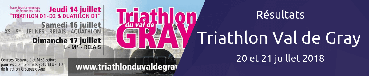Triathlon Val de Gray